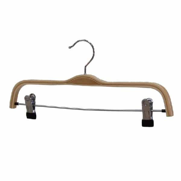Laminated Wooden Clip Hangers