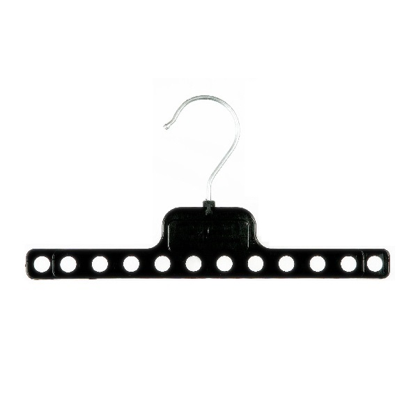 Space Saving Black Hanger