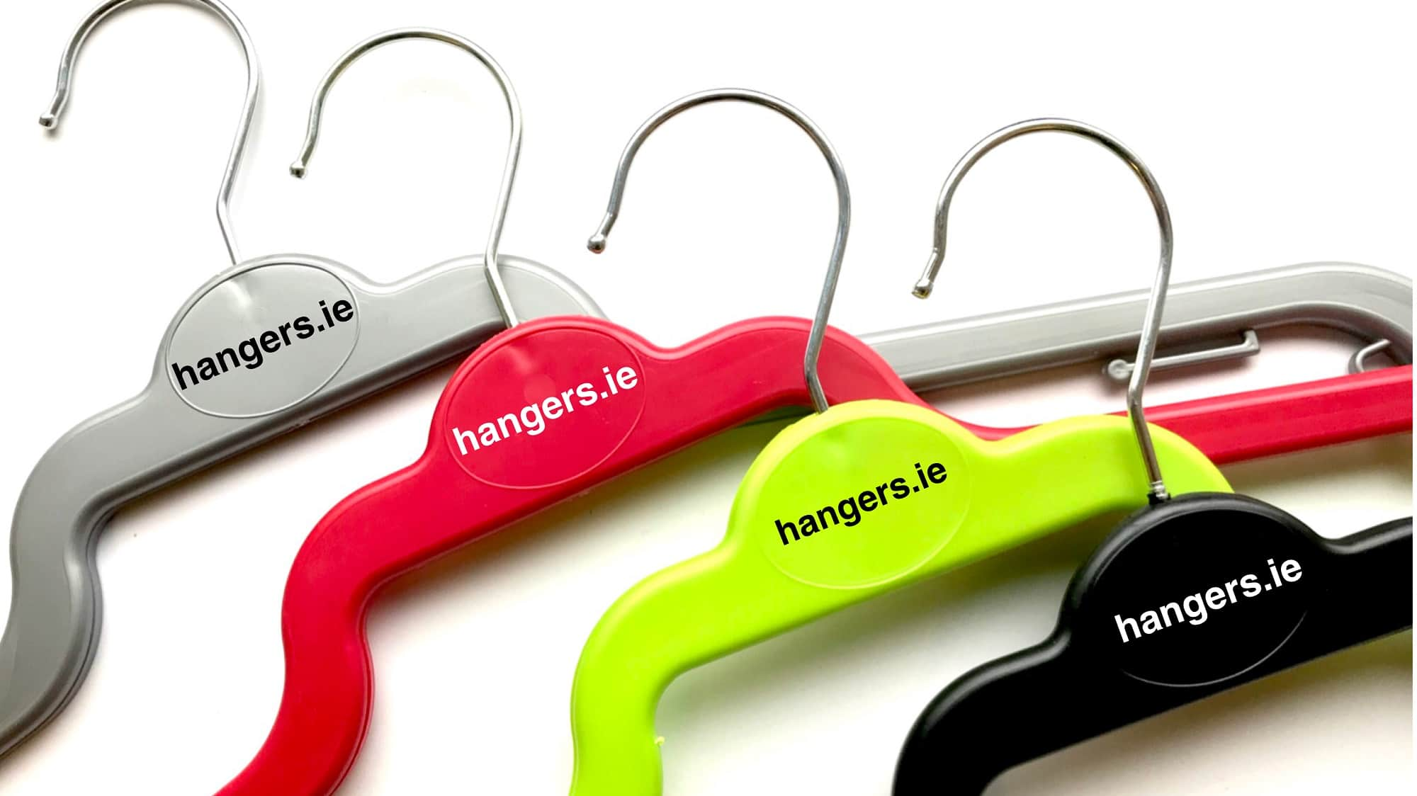 Printed clothes hangers
